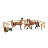 Schleich Special - Hannover Family on the Prairie
