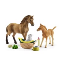 Schleich Baby Animals Nursing Set
