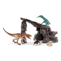 Schleich Dinosaur Kit with Cave