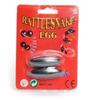 Magnetic Rattlesnake Eggs