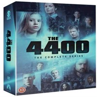 4400, The The Complete Series 15disc  DVD