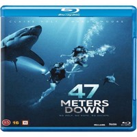 46 Meters Down Blu-ray