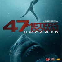 47 Meters Down: Uncaged, Blu-ray