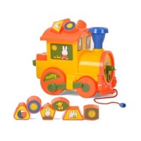Wader Miffy Play and Learn Train