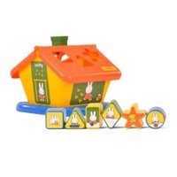Wader Miffy house with blocks