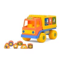 Wader Miffy Play and Leather Truck