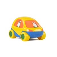 Wader Miffy Play Car Yellow