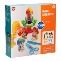 Playgo Kleiset - At the hairdresser