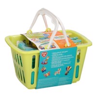 Playgo Clay set in Basket