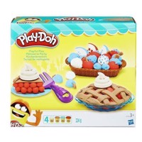 Play-Doh cake and Tarts Playset