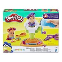 Play-Doh Trim and Shaving Salon