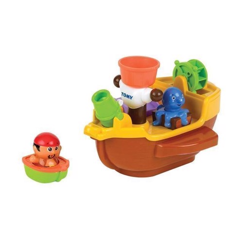 Bathing pirate