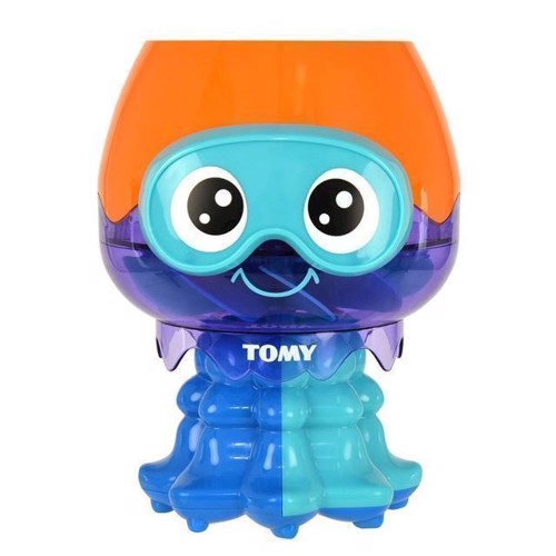 Tomy Turn and Squirt Squid
