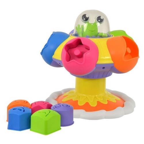 Tomy, roterende ufo