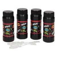 Bubbles Super Heroes, 4 psc