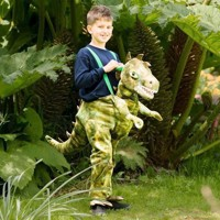 Dress up Ride On Dinosaur, 6-10 years old