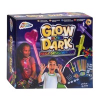 Glow in the Dark Mega Designer Set