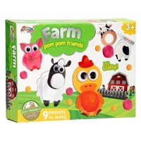 Pom Pom Farm animals