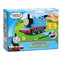 Thomas the Train Paint Your Own Money Box