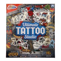 Tattoo Set, 200 psc