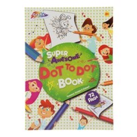 Dot to Dot Drawing Book