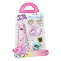 Pixie Pony Desk set, 5 psc