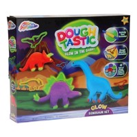 Dinosaur Kleiset Glow in the Dark