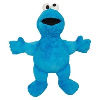 Sesame Street Plush Stuff - Cookie Monster, 100cm