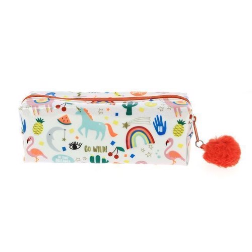 Happy Zoo Pouch