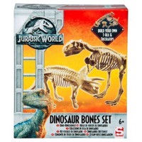Jurassic World Dino Bones Set