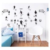 Walltastic Wall Decals Football