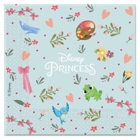 Napkins Disney Princess, 20 psc