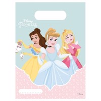 Dispenser bags Disney Princess, 6pcs.