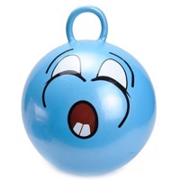 Kangaroo Ball Laugh-Blue