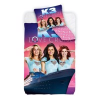 K3 Duvet cover - Love Cruise