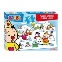 Bumba Puzzle - Winter, 20st.