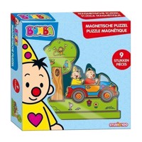 Bumba Magnetic Puzzle 3D, 9st.