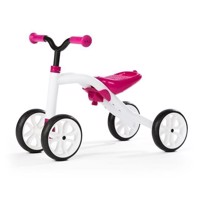 Chillafish Quadie Balance Bike - Pink
