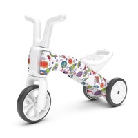 Chillafish Bunzi Balance Bike - Space monsters
