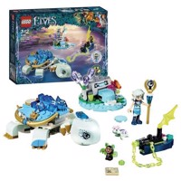 LEGO Elves 41191 Naida and the turtle turtle layer