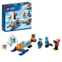 LEGO City Arctic Expedition 60191 Pool research team