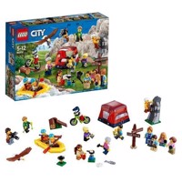 LEGO City Town 60202 Passenger Package - Outdoor Adventures