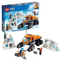 LEGO City Arctic Expedition 60194 Polar research truck