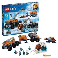 LEGO City Arctic Expedition 60195 Mobile Research Base