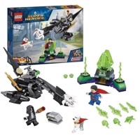 LEGO DC Super Heroes 76096 Superman and Krypto work together