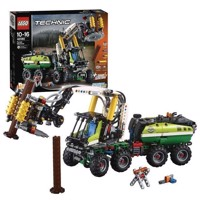 LEGO Technic 42080 Forestry machine
