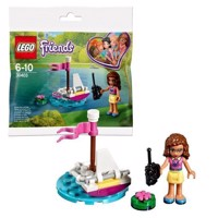 LEGO Friends 30403 Olivias Remote Controlled Boat