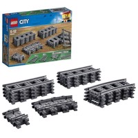 LEGO City 60205 Train tracks