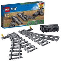 LEGO City Train 60238 Substitutes