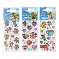 Paw Patrol Sticker Sheet